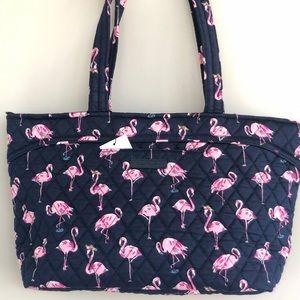 Vera Bradley Mandy Flamingo Bag